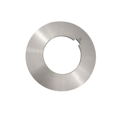 Circle shear blade for metal slitting machine